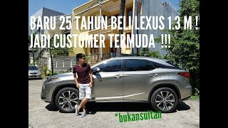 SEMUA yang bakal kita dapetin klo beli Lexus !!