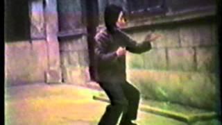 Chenfake late disciple (陈发科晚年入室弟子)70年代尾录像, Chen Tai Ji