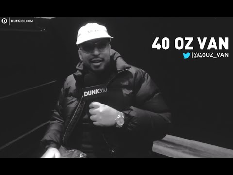 40oz VAN Opens Up About A$AP Yams, Music, & Fashion at AGENDA show NYC 2015!