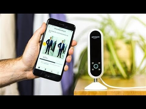 Echo Look Review: Can Alexa Beat the Fashion Police? - YouTube