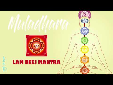 LAM BEEJ MANTRA MEDITATION | Yogi on Move