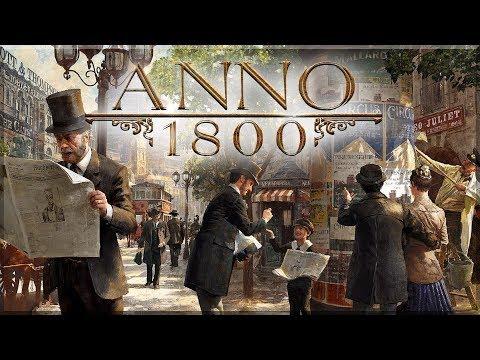 ANNO 1800 ◈ Endlich Investoren? ◈ LIVE [GER/DEU]