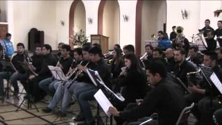 Concierto Banda Sinfónica Padre Hector Limonta 3-4