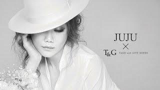 JUJU×T&G『Because of You』Lyric Video Wedding versionと題して、 数...