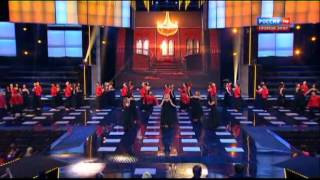 Большие танцы - Команда Москвы - Rock Me Amadeus (HD)