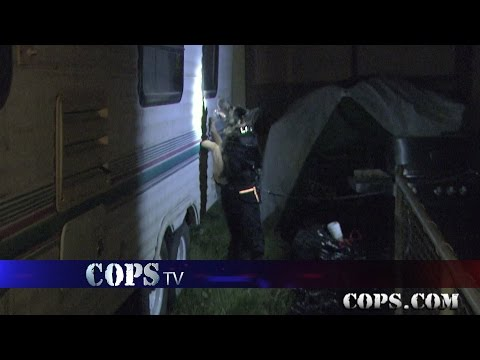 Out of Sight, Out of Mind, Show 2916, COPS TV SHOW