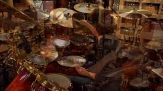 "Todd Sucherman performance of ""The Red Storm"" by Styx from ""The Mission"""