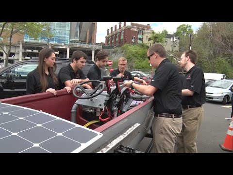 Stevens Institute Innovation Expo Highlights Creative Inventions