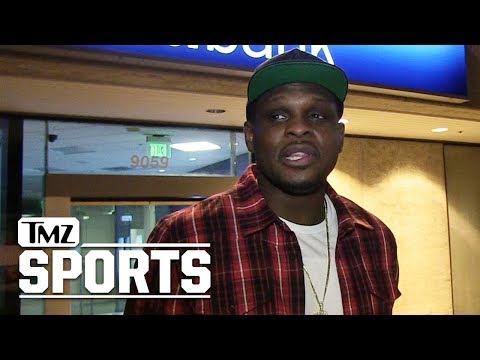 Zach Randolph Arrested for Weed In L.A., Crowd Turns Hostile (Breaking News) | TMZ Sports