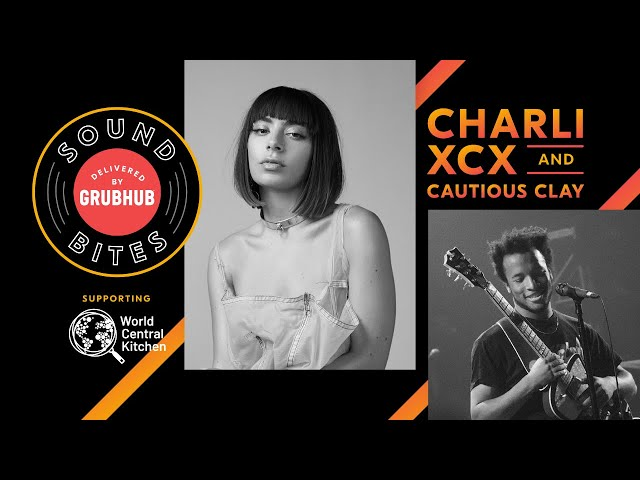 Grubhub Sound Bites: Charli XCX