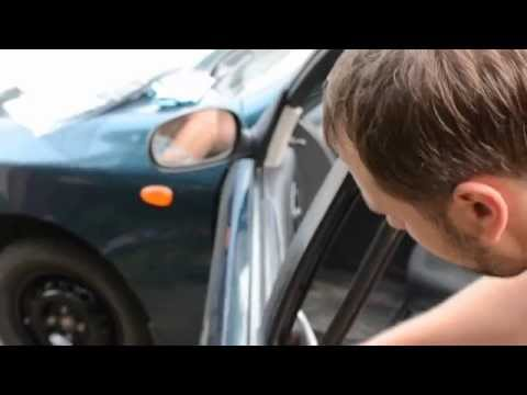 Уплотнитель двери на шевроле ланос