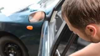 Daewoo/ZAZ/Chevrolet Lanos/Sens, замена уплотнителей дверей(, 2015-07-28T17:30:35.000Z)