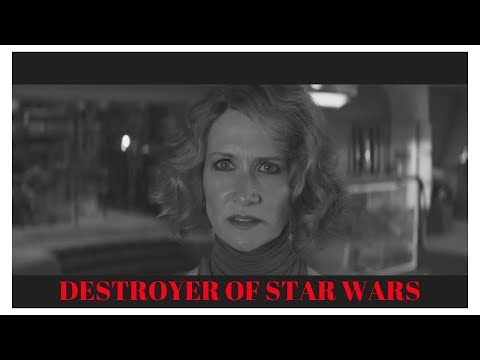 Star Wars Was Ruined By Holdo and the Hyperspace Ram