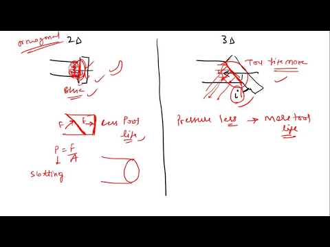 GATE - Production Technology  (lecture-1), metal cutting (part-1)