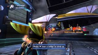 Ratchet & Clank: Quest for Booty HD Walkthrough - Part 1