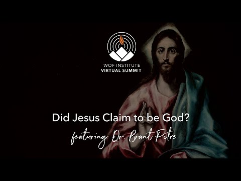 Did Jesus Claim to be God? (Scripture Summit Day #1)