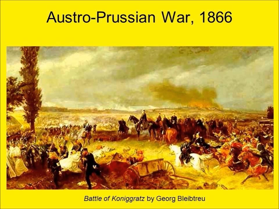 austro prussian war bismarcks influence essay