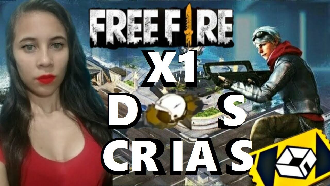 ?? AO VIVO NO FREE FIRE X 1 DOS CRIA  PARTE 2??11/08