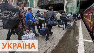 Украинские заробитчане продолжают ездить в Италию несмотря на вспышку коронавируса
