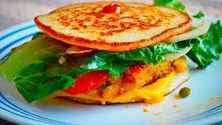 Burger Dosa
