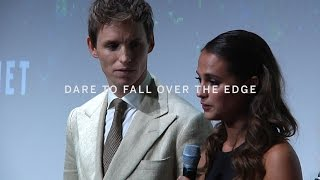 ALICIA VIKANDER | Dare To Fall Over The Edge | TIFF 2015