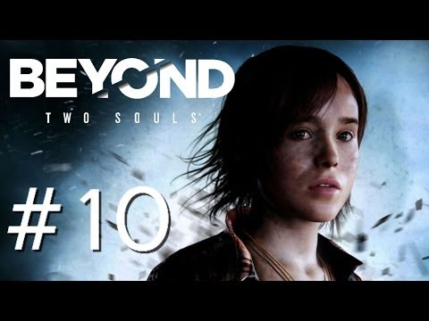 Let's Play- Beyond: Two Souls #10- DATE NIGHT!