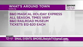 BMORE Lifestyle - B&O Magical Holiday Express