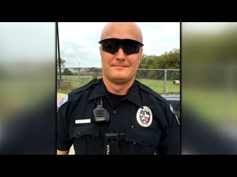 Texas police officer arrested in connection with shooting of black teen
