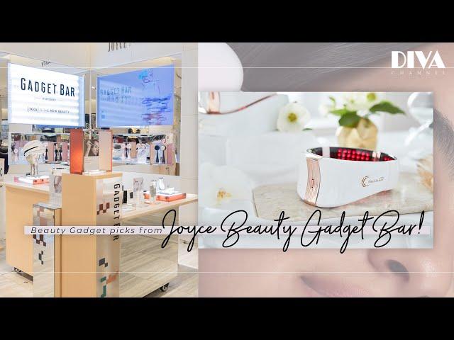 在家享受高效美容療程!Joyce Beauty Gadget Bar進駐連卡佛,多款最新、最高科技家居美容儀推介!
