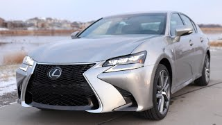2020 Lexus GS 350 Review | The Final Edition?
