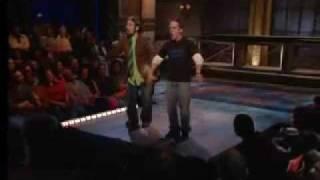 Def Poetry Jam - Dan Sully & Tim Stafford - Death From Below