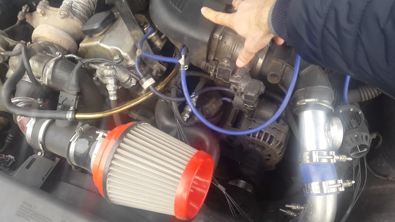 Bmw 318 E46 M43 Turbo Project
