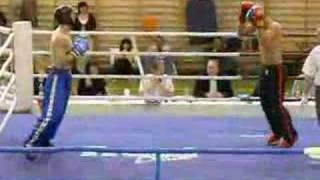 Kávási Mihály Full-Contact OB-győzelme 2007-ben