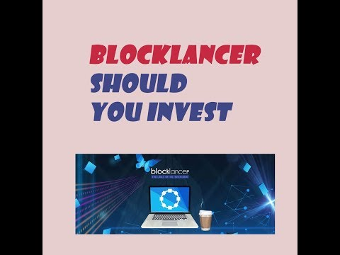 Blocklancer   Should You Invest In ICO