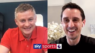 Solskjaer reveals Man Utd are ready to spend in next transfer window! | Interview with Gary Neville