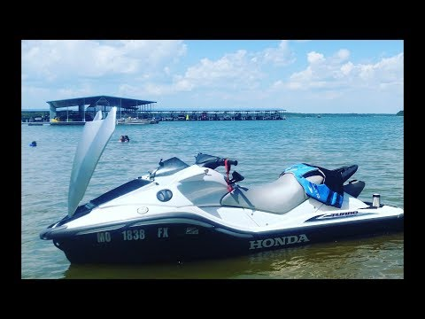 How to ride a jet ski to the Bahamas   Part one