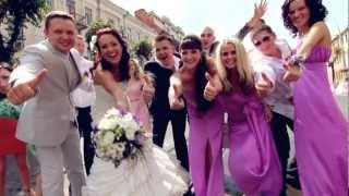 Самый модный танец ...  ( свадебный клип)
