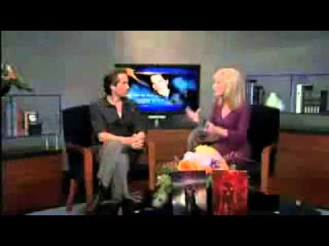 Michael Easton Chicago TV Interview at ABC7 For His Book