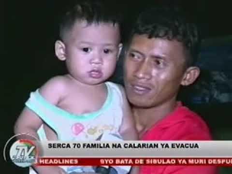 TV Patrol Chavacano - Oct 17, 2017