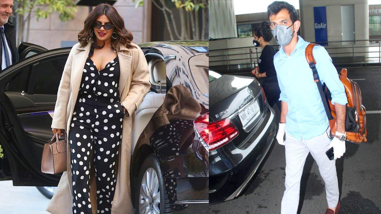 Celebrity Bought New Cars   Yuzi Chahal, Deepika Padukone, Priyanka Chopra
