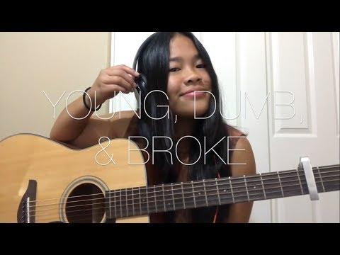 Young, Dumb, & Broke - Khalid (cover)
