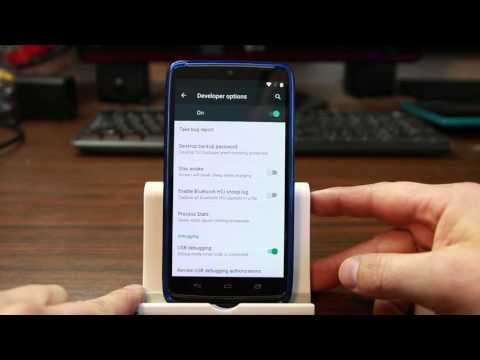 Motorola Droid Turbo Factory Reset Protection Bypass method