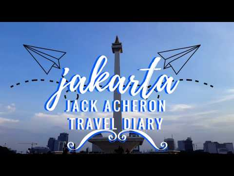 Travel Diary (Trailer) Episode: Jakarta