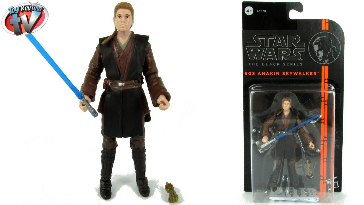 Anakin Skywalker Toys : Star wars black series ¾ anakin skywalker figure toy