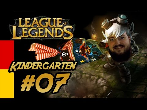 LoL Kindergarten - #07 Sivir Attack Damage Carry (ADC) [Deutsch/German][Gameplay][HD+]