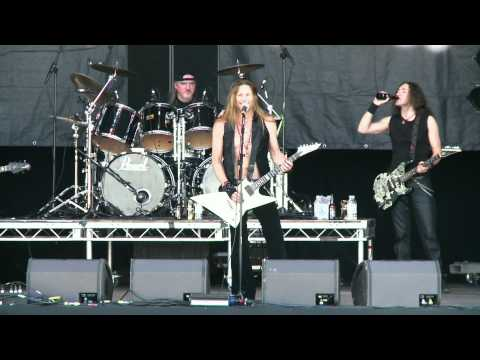 Freedom Call - Bloodstock Open Air 2012