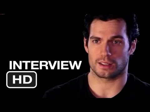 Man of Steel Cast Interviews (2013) Henry Cavill, Russell Crowe Movie HD