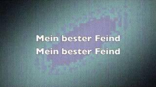 Stephan Weidner - Mein Bester Feind (LYRICS + HD)