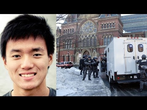 Harvard student who made bomb threat to miss finals arrested