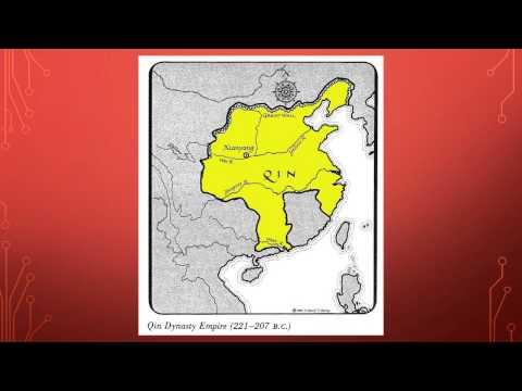 2 2 China Qin and Han Dynasties